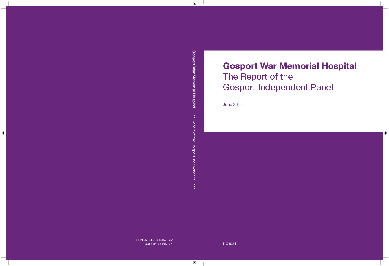 Gosport Independent Panel (177680)