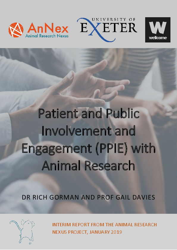 Patient involvement in animal research (98)